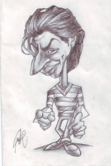 Shahrukh Khan by mohamed105